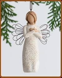 remembrance ornament by willow tree steve s hallmark