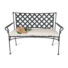 banc canape fabricant canapé en fer forgé siège banc banquette magasin