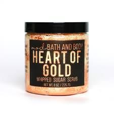 Scrub Gold of gold sugar scrub mod bath