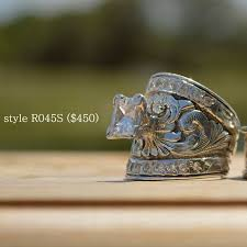western style wedding rings 73 best rings images on jewelry rings western jewelry