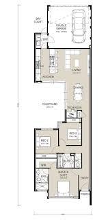 narrow house plans for narrow lots uncategorized small house plan narrow lot extraordinary inside