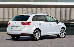 seat ibiza st review 2010 2017 parkers