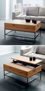 Coffee Tables For Small Spaces by Best 25 Multipurpose Furniture Ideas On Pinterest Space Saving