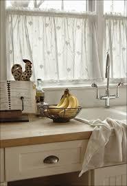 Kitchen Curtain Valances Ideas by Kitchen Waterfall Valance Farmhouse Kitchen Curtains Valance