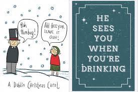 irish christmas cards christmas lights decoration