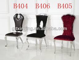 sedie sala da pranzo moderne economici sedie moderne velluto sedie sala da pranzo b304 buy