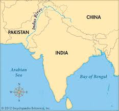 Where Is India On The Map by Ancient India On Emaze