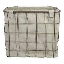 metal wire storage baskets u0026 bins storables