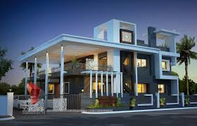 Luxury Bungalow Designs - bungalow floor plans jaipur 3d power