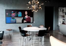 Idee De Deco Salon Salle A Manger by Stunning Idees Deco Salle A Manger Photos Amazing House Design