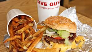 resultat bac pro cuisine côte d or l enseigne américaine de burgers five guys arrive à dijon