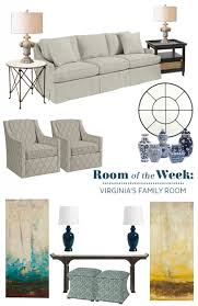 Decorating A Family Room In Contemporary Home How To Decorate - Decorating a large family room