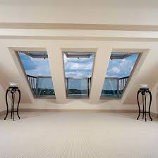 awesome examples of the balcony roof window interior design