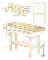 17 diy workbench plans that are all free diy workbench