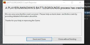pubg your client version is oh well no more pubg for me i guess client crashing