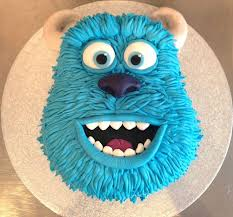 monsters inc birthday cake cake design prezup for