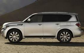 2011 infiniti qx56 information and photos zombiedrive