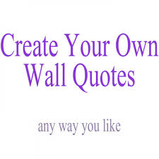 create your own wall decals for nursery color walls your