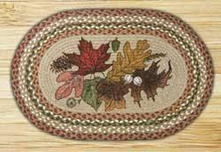 braided fall u0026 halloween rugs
