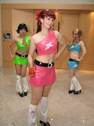 Powerpuff Girls Halloween Costumes Blossom Powerpuff Girls Babyberry Acparadise