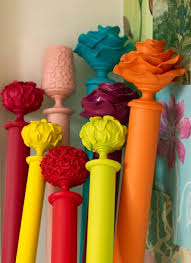 Finials For Curtain Rod Decorating Like A Designer On A Budget Budget Decorating