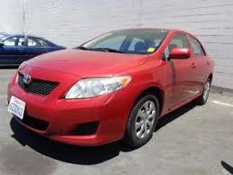 09 toyota corolla le used 2009 toyota corolla for sale pricing features edmunds