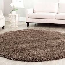 White Round Rug by Decorating Enchanting Interior Home Decorating With Cozy Safavieh