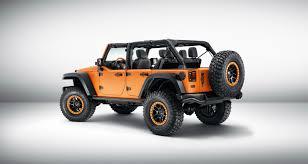 jeep concept vehicles 2015 mopar brings three rugged jeep show cars to frankfurt