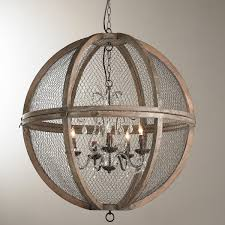 French Wire Chandelier Wire Sphere Crystal Chandelier Large French Chandelier Design 7