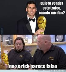Memes De Messi - de messi y el mundial