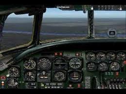 Lockheed Constellation Interior Fs2004 Lockheed Constellation Capital Airlines Youtube