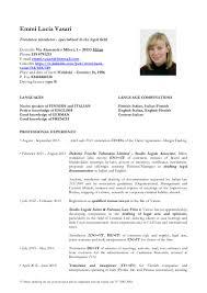 Resume Translator Emmiluciacvtraden