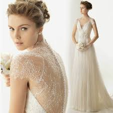 Vintage Lace Wedding Dress Striking Collections Of Vintage Lace Wedding Dresses With Cap