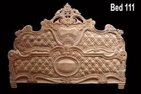 Teak Wood Bed Designs Teakwood Bed 111