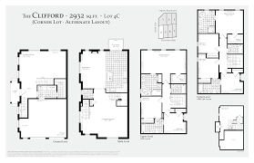 Corner Lot Floor Plans Centreville