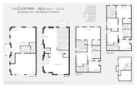 Corner Lot Floor Plans by Centreville