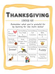 hello happy place free thanksgiving scavenger hunt with