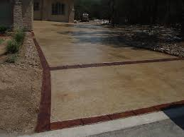 Stamped Concrete Patio Prices by Stained And Stamped Concrete Patios Diy Stained Concrete Patio