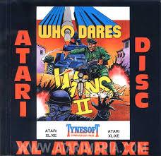 Last Poster Wins Ii New - atari 400 800 xl xe who dares wins ii scans dump download