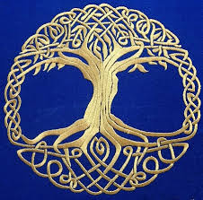 advanced embroidery designs celtic tree of