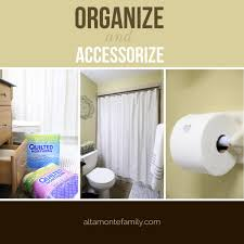 Easy Bathroom Updates by Make Your Guest Bathroom Summer Ready In Just One Day