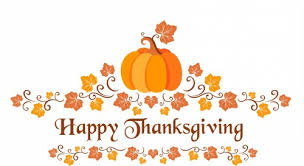 happy thanksgiving from cri mission cry