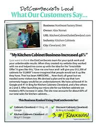 Northcoast Factory Direct by Kitchen Cabinet Business Increased 46