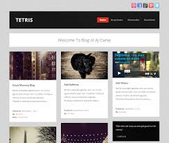 the stunning collection of masonry wordpress themes free premium