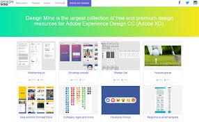 best adobe xd resource websites for freebies u0026 tutorials