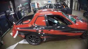 porsche 944 widebody printed wrap in progress classic porsche 944 youtube