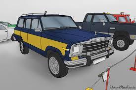 old jeep grand wagoneer how to choose a jeep grand wagoneer yourmechanic advice