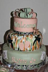camouflage baby shower deer baby shower 29 cakes cakesdecor