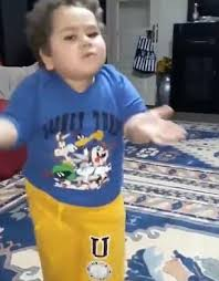 this kid had his birthday turkish boy does adorable dance routine to celebrate eid daily