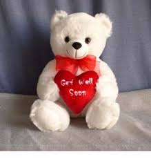 get well soon teddy buy get well soon teddy get well soon teddy holding